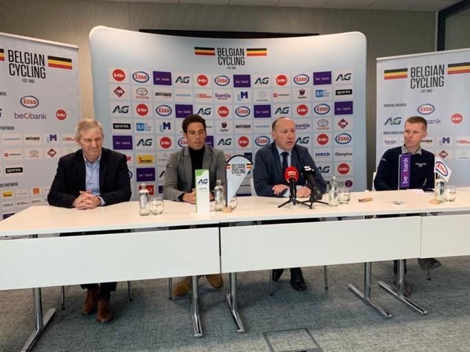 Bondscoach Sven Vanthourenhout selecteert Quinten Hermans als zevende voor WK in Zwitserland