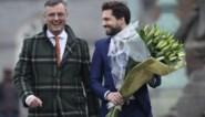 Nog geen regering, maar informateurs nemen wel bloemen mee voor de jarige koningin