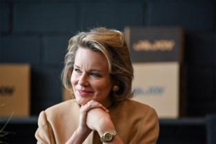 Koningin Mathilde investeert 400.000 euro in zorg voor kwetsbare jongeren