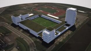 SK Deinze heeft ambitieuze plannen voor voetbalstadion en omgeving