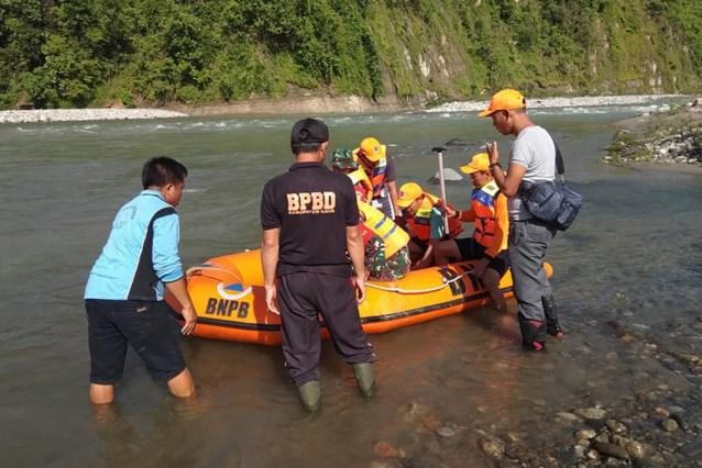 Zeven doden bij instorting van voetgangersbrug in Indonesië