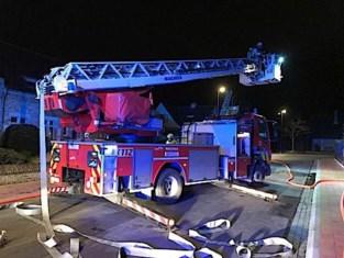 Twee branden: twee bewoners naar ziekenhuis, één woning onbewoonbaar