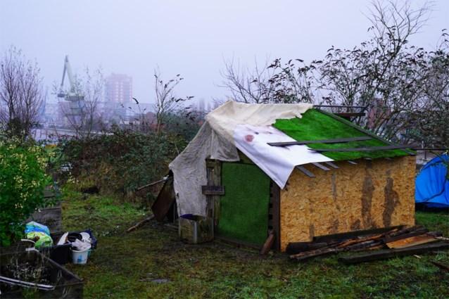 Barakkenkamp aan Dampoort moet worden ontruimd
