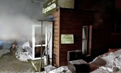 Vreselijk drama in Russisch budgethotel: gasten levend gekookt in kelder nadat leiding springt