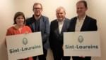Sint-Laureins lanceert nieuw logo en huisstijl