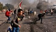 Duizenden studenten komen op straat voor gewelddadige betoging in Bagdad