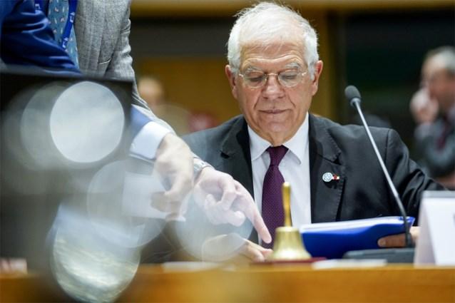 Europees buitenlandvertegenwoordiger Borrell wil militaire missie op Middellandse Zee reanimeren