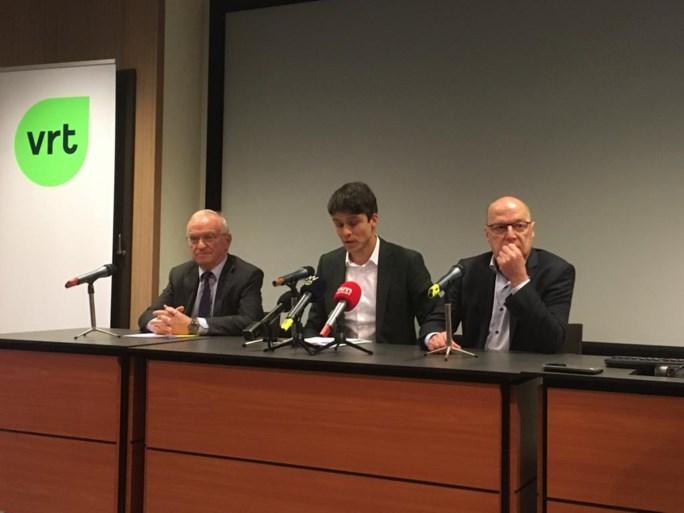 Vlaamse regering schuift VRT-baas Paul Lembrechts opzij