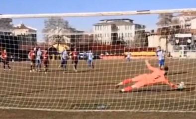 Penalty-gekte in Turkije: wanneer de bal er vanop elf meter gewoon echt niet in wil