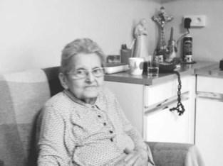 Irène 'de bakkerin' overleden