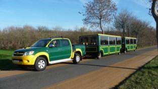 Met de jeep-trein door de 17 deelgemeenten van Deinze en het Land van Nevele