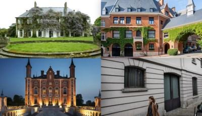Stulpje van rijkste man van België raakt niet verkocht, en dat is niet anders bij deze andere panden van boven 10 miljoen euro
