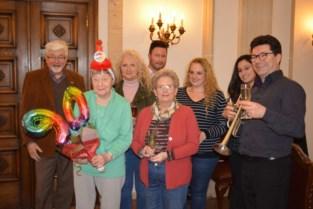 Louiki trakteert voor 90ste verjaardag