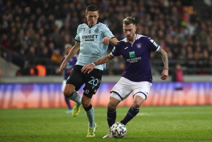 De fysieke machine achter Club Brugge: waarom Anderlecht in de topper tegen blauw-zwart ten onderging