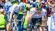 Eerste koers, eerste zege voor Deceuninck - Quick-Step: Sam Bennett sprint het snelste in Tour Down Under (voor Jasper Philipsen)