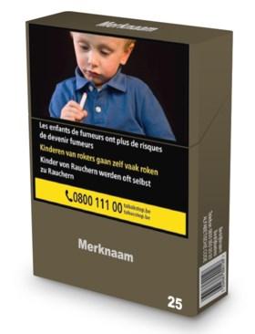 Stichting tegen Kanker vreest extra tabaksreclame door neutrale sigarettenpakjes