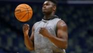 """Nieuw basketbalfenomeen en """"genetische freak"""" Zion Williamson maakt eindelijk zijn officiële debuut in NBA (en beïnvloedde al de beurskoersen)"""