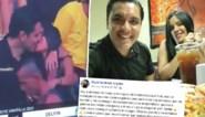"""Betrapte voetbalfan reageert na overspel: """"Die video heeft mijn relatie verwoest"""""""