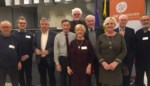 Halse CD&V-senioren bezoeken Vlaams Parlement