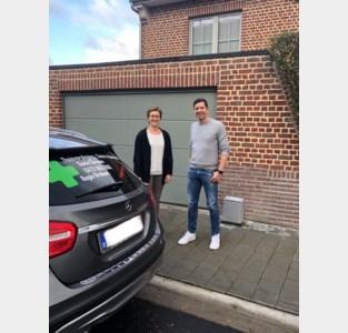 Meldingskaart helpt zorgverleners aan parkeerplaats