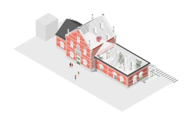 Gemeente droomt van wintertuin met bar in stationsgebouw, NMBS ziet het niet meteen zitten