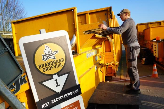Betalen voor grofvuil in recyclagepark: Ivago wordt daartoe verplicht door Vlaanderen en vreest chaos en sluikstort