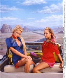 """Paris Hilton: """"Ik spéélde dat ik een dom blondje was"""""""