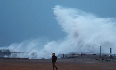 Drie doden door storm Gloria in Spanje