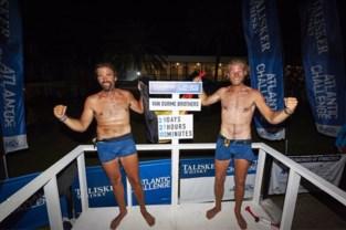 They did it! Gentse broers brengen dodentocht op zee tot goed einde
