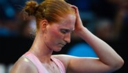 Australian Open: Alison Van Uytvanck gaat niet door naar tweede ronde
