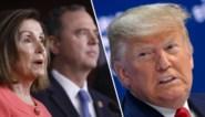Impeachment eindelijk van start, maar historisch proces over afzetting Trump begint met slag… over het proces zelf