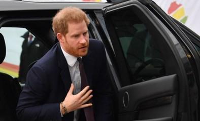 "Britse media: ""Prins Harry is vertrokken naar Canada"""