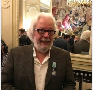 Hugo De Greef krijgt Franse onderscheiding