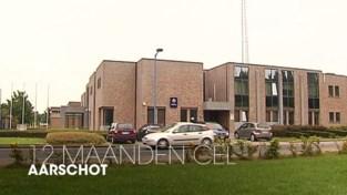 VIDEO. Man krijgt twaalf maanden cel en een boete van 800 euro voor brandstichting in politiecel in Aarschot
