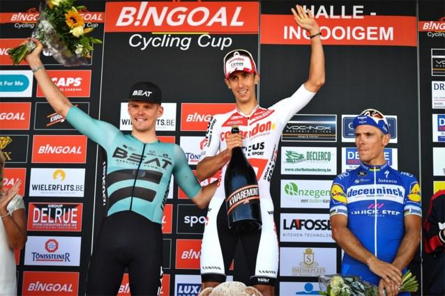 Halle-Ingooigem haakf af: Bingoal Cycling Cup telt in 2020 nog zeven manches