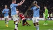 Koningskoppel van Manchester City doet het weer: geniale assist van Kevin De Bruyne voor Agüero