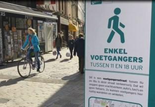 "Winkels open, fietsers lopen? ""Lijkt ons weinig zinvol"""