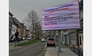 Fluvius wacht niet op heraanleg Heldenlaan en voert ingrijpende elektriciteitswerken uit