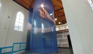 Dit oude Gentse klooster heeft een nieuw gordijn en dat trek je niet zomaar toe...
