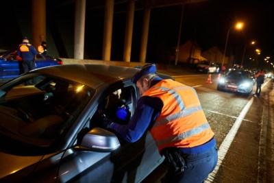 Politie plukt gestolen voertuig uit het verkeer