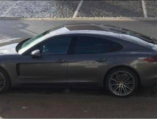 Peperdure Porsche gestolen vanop oprit:
