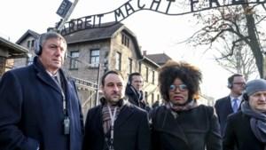 """Jambon in Auschwitz: """"Hier heb ik geen woorden voor"""""""