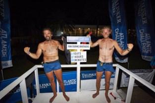 Gentse broers roeien in 40 dagen Atlantische Oceaan over