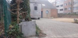 Betonnen brievenbus ontploft in Sint-Amandsberg