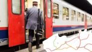 IN KAART. Stiptheid verbeterd, maar lang niet alle treinreizigers merken dat: hoe vaak rijdt uw trein op tijd?