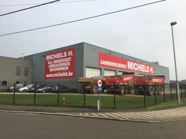 """Holding neemt aannemer Michiels H. over: """"Alle medewerkers kunnen aan de slag blijven"""""""