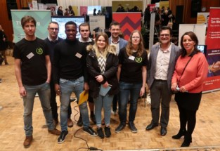 Werklozen jongeren organiseren mee Jobfix
