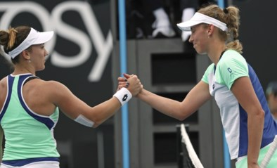 Elise Mertens makkelijk naar tweede ronde Australian Open, avontuur Greet Minnen zit erop