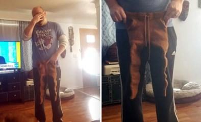 Vrouw neemt drastische beslissing nadat echtgenoot haar peperdure broek te warm wast