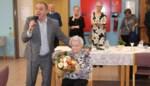 100-jarige Gabriëlla viert feest